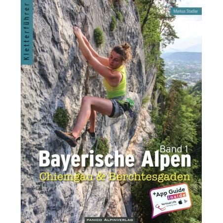 Kletterführer Bayerische Alpen Band 1