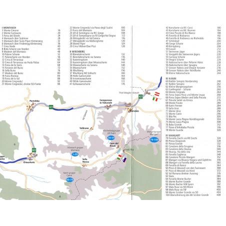 Skialpinismus Julische Alpen