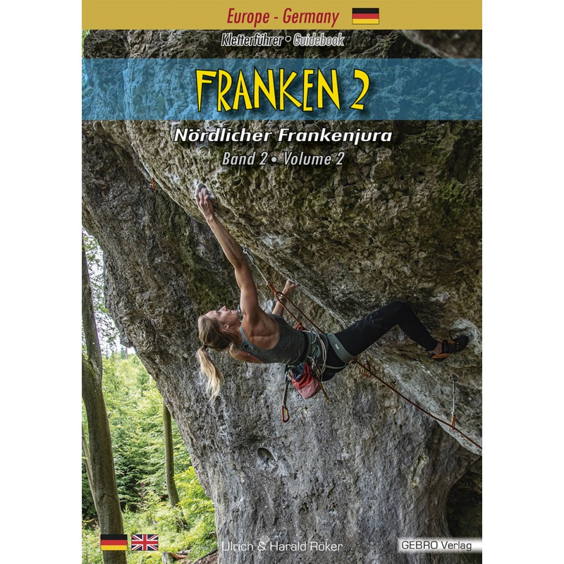 Kletterführer Franken 2