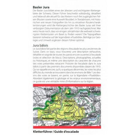 Kletterführer Basler Jura