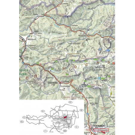 Klettern am Hochschwab