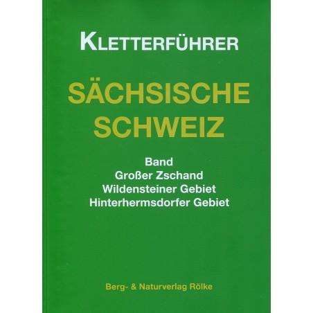 Kletterführer Sächsische Schweiz