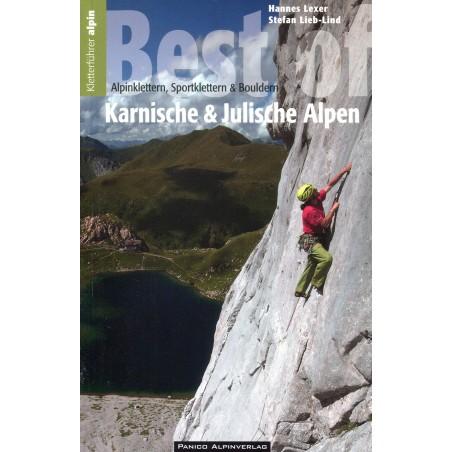 """Kletterführer """"Best of Karnische & Julische Alpen"""""""