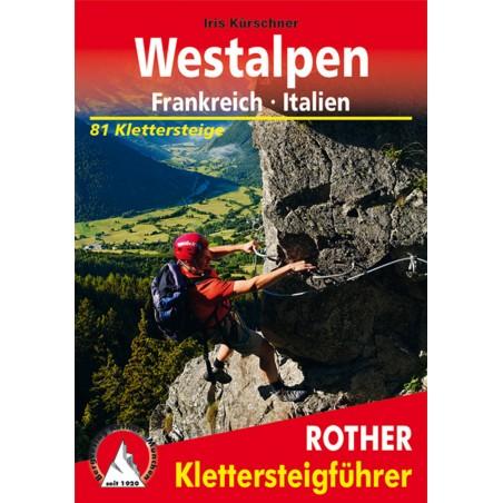 Klettersteigführer Westalpen