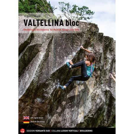 Boulderführer Valtellina bloc