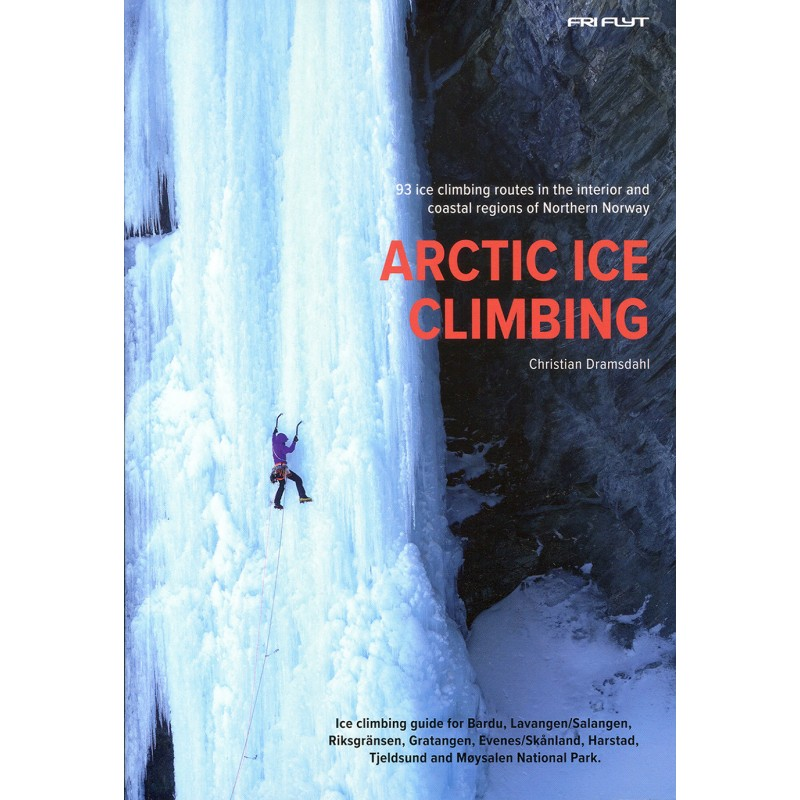 Eiskletterführer Arctic Ice Climbing