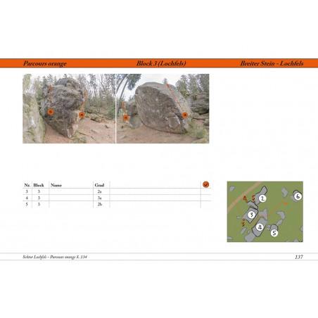Bouldern Breiter Stein