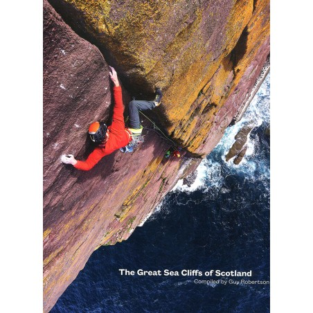 "Bildband ""The Great Sea Cliffs of Scotland"""