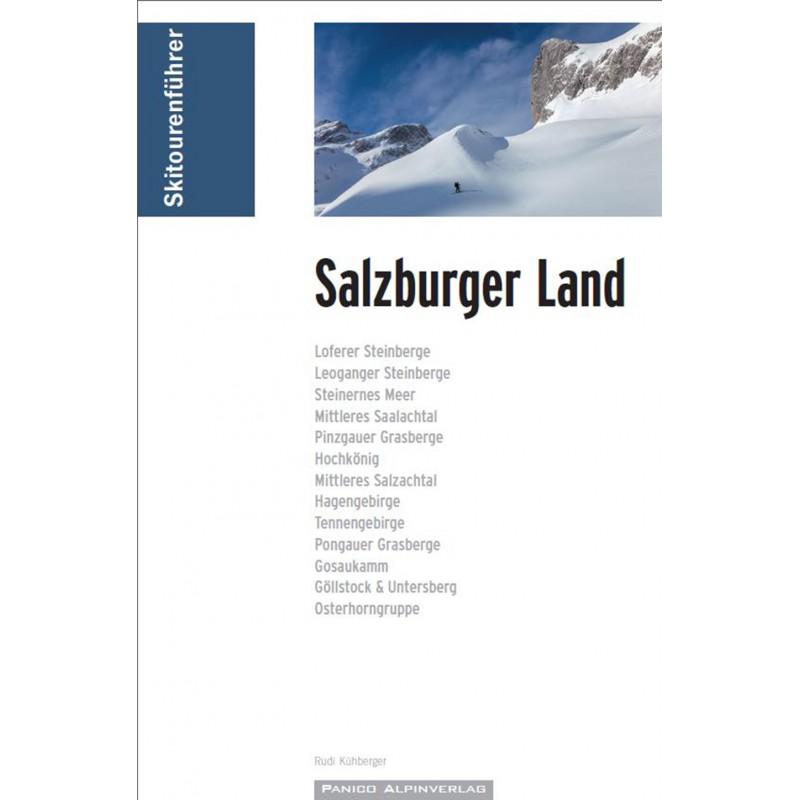 Skitourenführer Salzburger Land