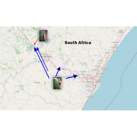 Guide to the Umgeni River Valley