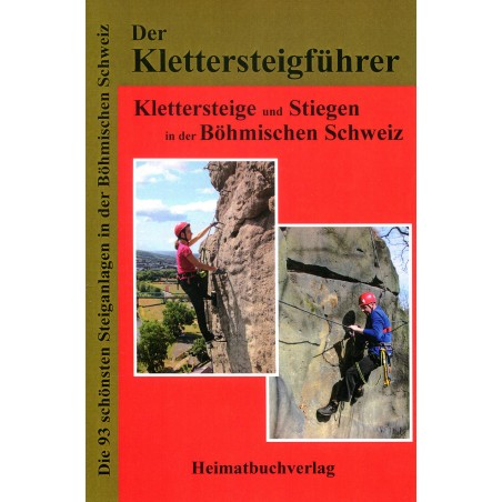 Klettersteigführer Böhmische Schweiz