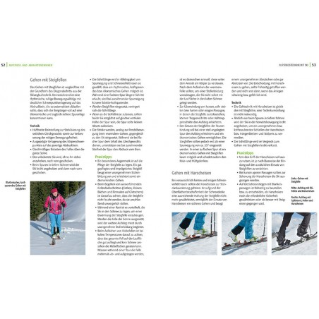 Alpin-Lehrplan Skibergsteigen Freeriding