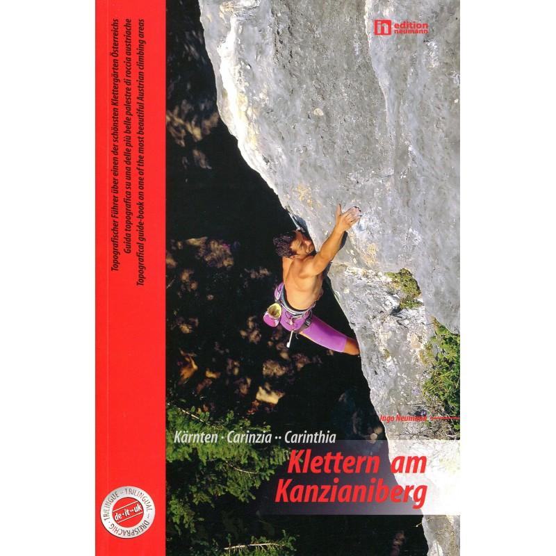 Klettern am Kanzianiberg
