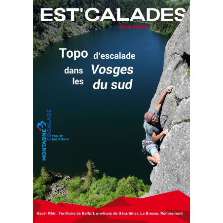 Kletterführer EST-Calades (Südvogesen)