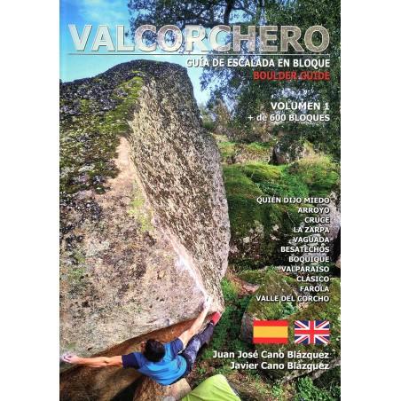 Boulderführer Valcorchero