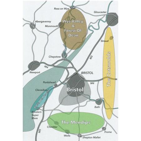 Boulderführer Bristol