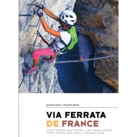 Klettersteigführer Frankreich